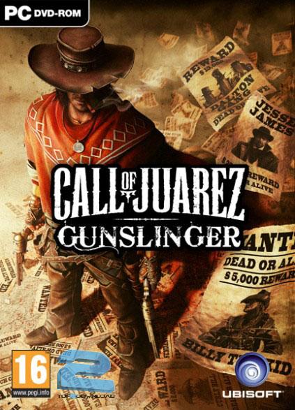 Call of Juarez Gunslinger | تاپ 2 دانلود