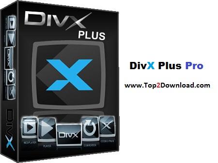 دانلود نرم افزار DivX Plus Pro v9.1.1 Build 1.9.0.507 | تاپ 2 دانلود