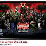 دانلود بازی Finger Ninjas Zombie Strike-Force v1.14 برای اندروید