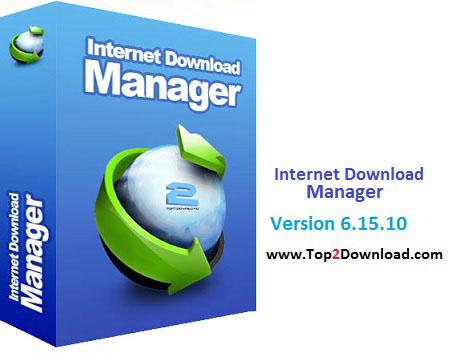 دانلود نرم افزار Internet Download Manager 6.15.10 | تاپ 2 دانلود