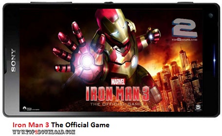 Iron Man 3 The Official Game v1.0.2 | تاپ 2 دانلود