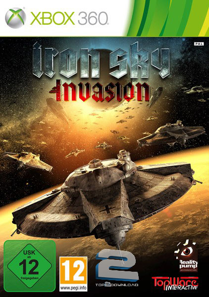 Iron Sky Invasion   تاپ 2 دانلود