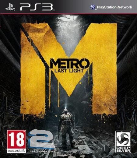 Metro Last Light | تاپ 2 دانلود