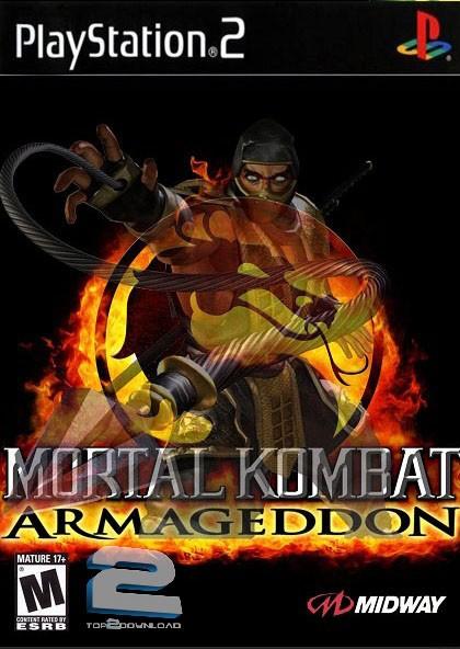 Mortal Kombat Armageddon | تاپ 2 دانلود