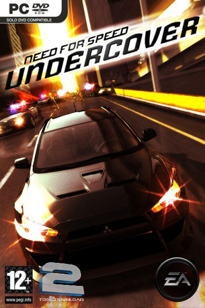 Need For Speed Undercover | تاپ 2 دانلود