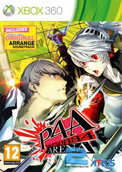 Persona 4 Arena   تاپ 2 دانلود