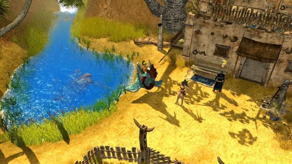 Sacred 2: Золотое издание / Sacred 2: Gold Edition (2009) PC Лицензия.