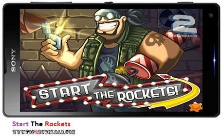 Start The Rockets v1.0.6 | تاپ 2 دانلود