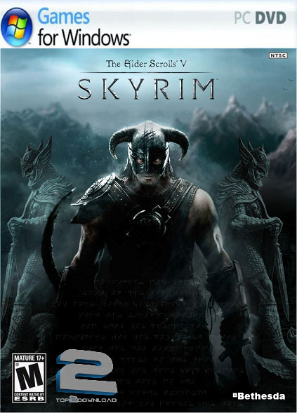 The Elder Scrolls V Skyrim | تاپ 2 دانلود