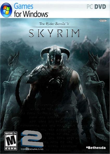 The Elder Scrolls V Skyrim | تاپ 2 دانلود