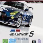 دانلود بازی Gran Turismo 5 2013 Edition برای PS3