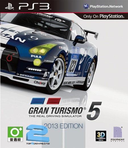 Gran Turismo 5 2013 Edition | تاپ 2 دانلود