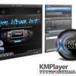 دانلود نرم افزار پخش ویدئو KMPlayer 3.7.0.113 Final