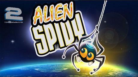 Alien Spidy | تاپ 2 دانلود