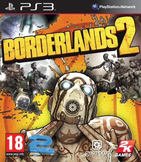 Borderlands 2   تاپ 2 دانلود