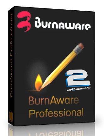 BurnAware-Professional-v6 | تاپ 2 دانلود