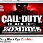 دانلود بازی Call Of Duty Black Ops Zombies v1.0.5 برای اندروید