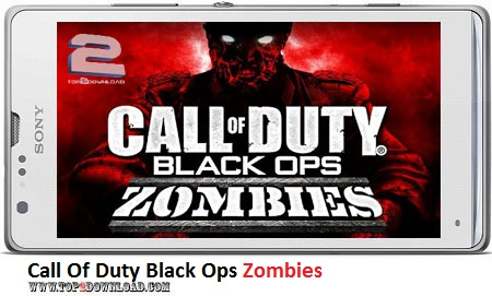 Call Of Duty Black Ops Zombies v1.0.5 | تاپ 2 دانلود