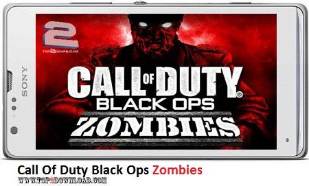 Call Of Duty Black Ops Zombies v1.0.5 | تاپ 2 دانلود