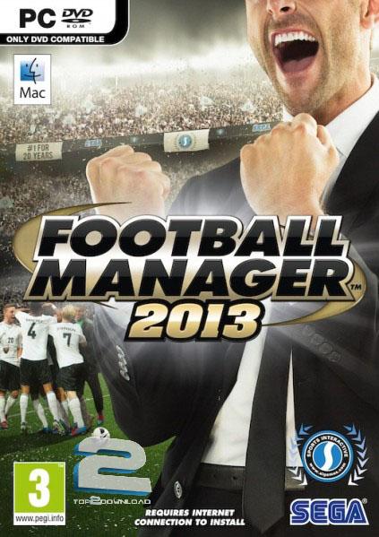 Football Manager 2013 PROPER | تاپ 2 دانلود