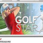 دانلود بازی Golf Star v1.3.1 برای اندروید