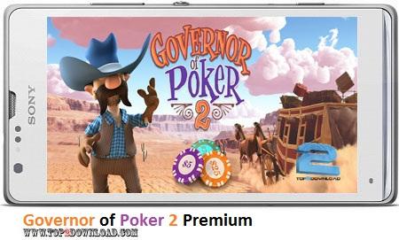 Governor of Poker 2 Premium v1.0.0 | تاپ 2 دانلود