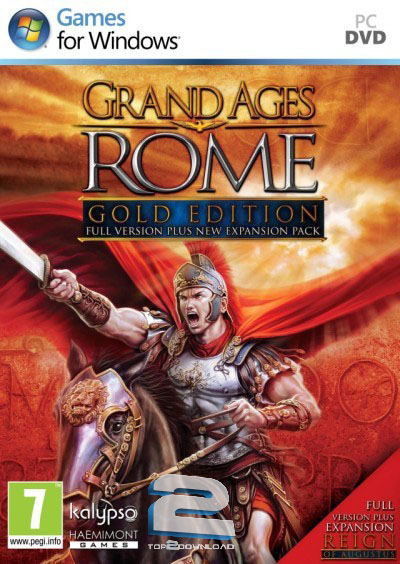 Grand Ages Rome GOLD Edition | تاپ 2 دانلود