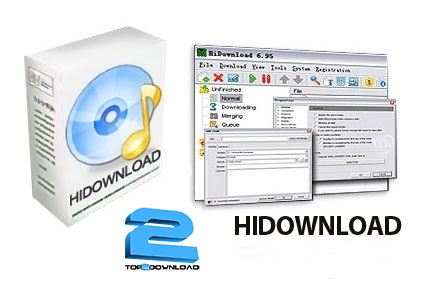 HiDownload-Platinum-v8 | تاپ 2 دانلود