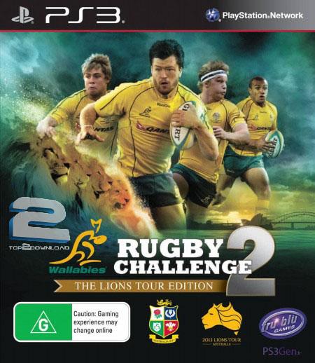 Jonah Lomu Rugby Challenge 2 | تاپ 2 دانلود