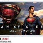 دانلود بازی Man of Steel v1.0.8 برای اندروید