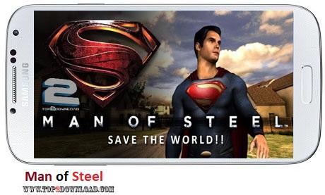 Man of Steel v1.0.8 | تاپ 2 دانلود