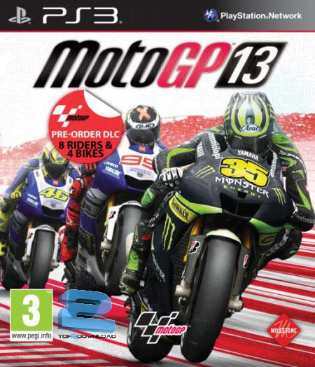 MotoGP 13   تاپ 2 دانلود