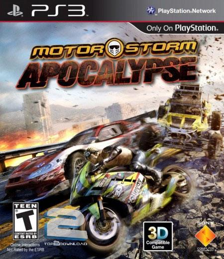 MotorStorm Apocalypse   تاپ 2 دانلود