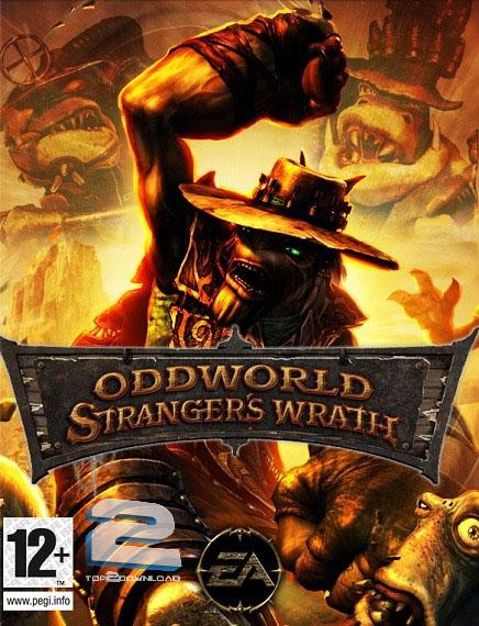 بازی ODDWORLD strangers wrath