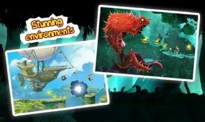 دانلود بازی Rayman Jungle Run v2.1.1 برای اندروید | تاپ 2 دانلود