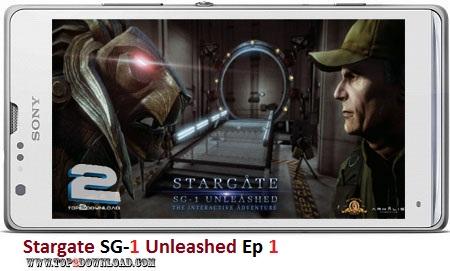 Stargate SG-1 Unleashed Ep 1 v1.0.1 | تاپ 2 دانلود