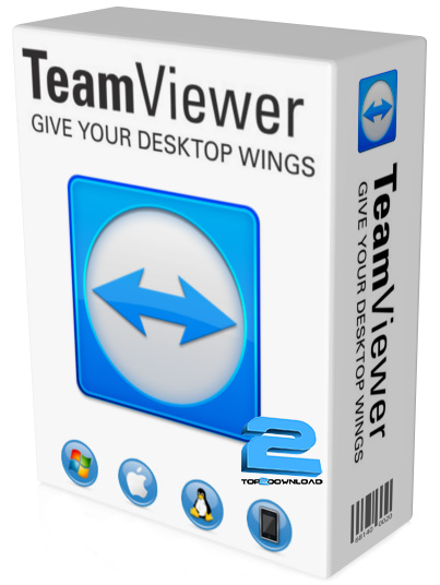 TeamViewer-v8.0.18930.Enterprise | تاپ 2 دانلود