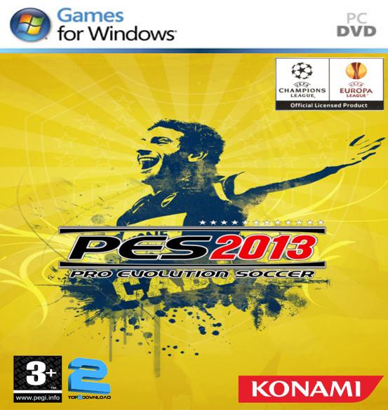 PES 2013    تاپ 2 دانلود
