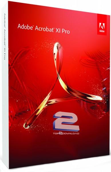 Adobe Acrobat XI professional v11.0.3 | تاپ 2 دانلود