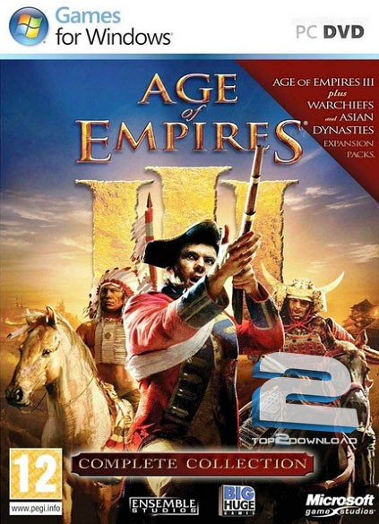 Age Of Empires III Complete Collection | تاپ 2 دانلود