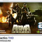 دانلود بازی Arma Tactics THD v1.2159 برای اندروید