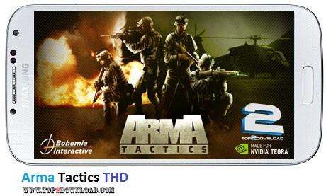 Arma Tactics THD v1.2159   تاپ 2 دانلود