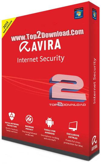 Avira Internet Security 2013 | تاپ 2 دانلود