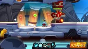 دانلود بازی Awesomenauts برای PC | تاپ 2 دانلود