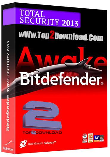 BitDefender Total Security 2013 | تاپ 2 دانلود