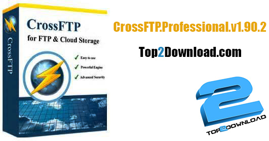 CrossFTP Professional v1.90   تاپ 2 دانلود