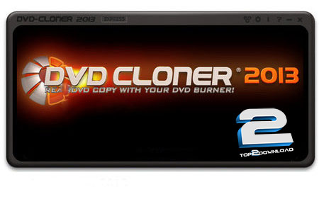 DVD Cloner 2013 v10.30 | تاپ 2 دانلود