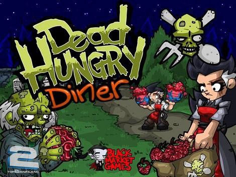 Dead Hungry Diner v1.7.0.3435 | تاپ 2 دانلود