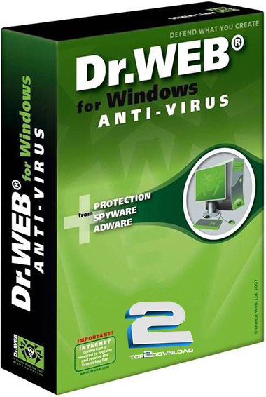 Dr.Web-Anti-Virus-8.0.9.06060-Final | تاپ 2 دانلود
