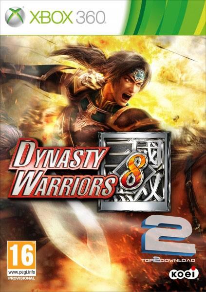 Dynasty Warriors 8 | تاپ 2 دانلود